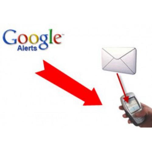 Săn tìm backlink với Google Alerts
